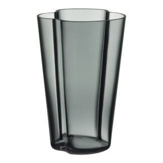Alvar Aalto Collection Vas 22 cm Grå