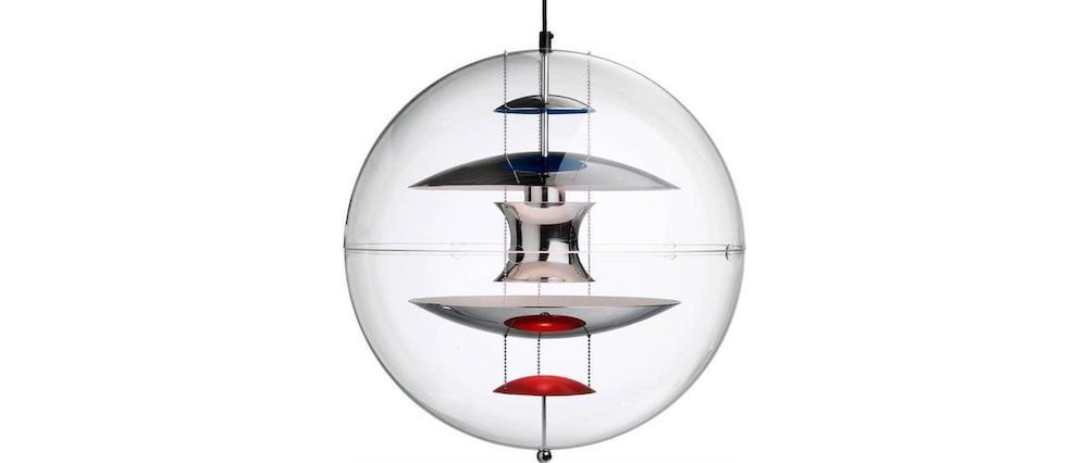 Verner Panton Globe Lampa