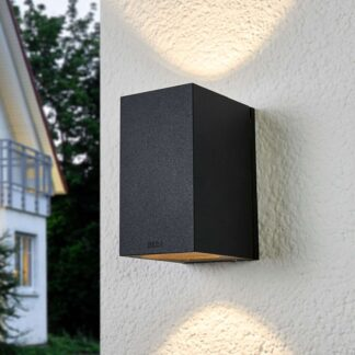 Bega Fred – LED-utomhusvägglampa två ljusutsläpp