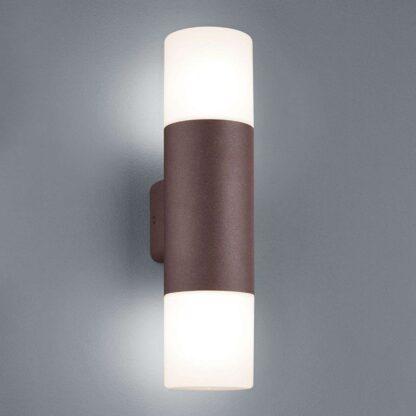 Utomhusvägglampa Hoosic 2 lampor