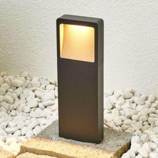 Modern LED-sockellampa Leya
