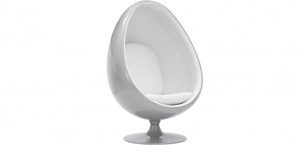 Eyeball Chair av Eero Aarnio
