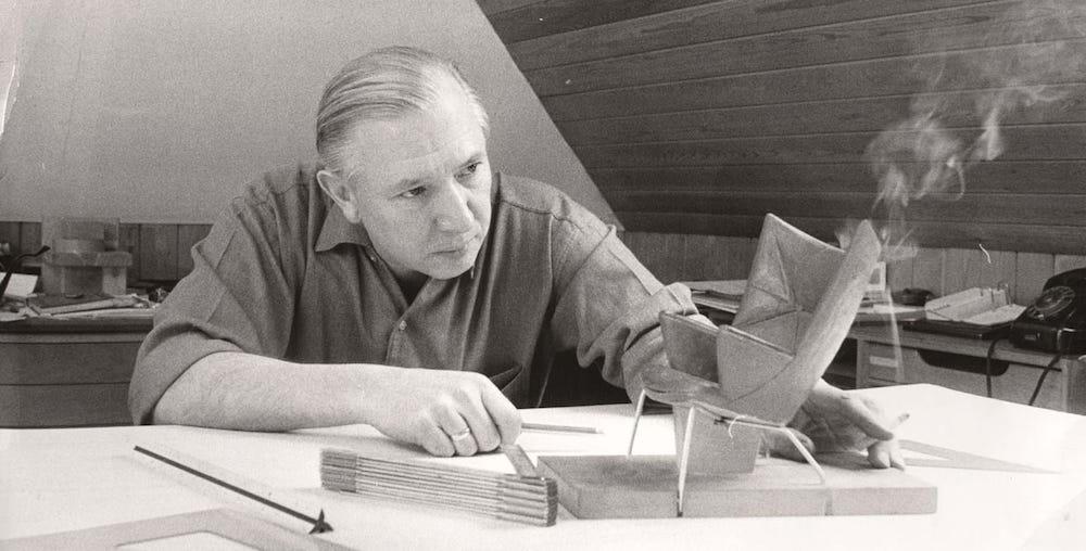 Hans Wegner - Dansk möbeldesigner