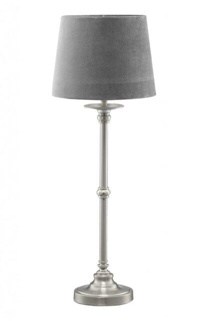 Axel bordslampa med sammet