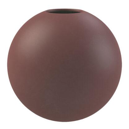Ball Vas 20 cm Plum