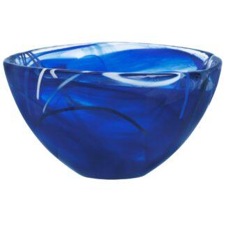 Contrast Skål 16 cm Blå