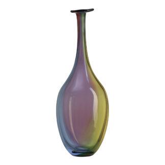 Fidji Flaska Blå 29 cm
