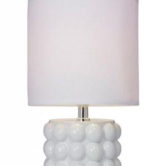 Kupol bordslampa (Grå)