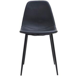 Stol Forms Polyuretan Brun