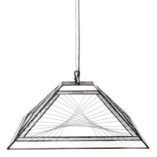 String taklampa 40cm