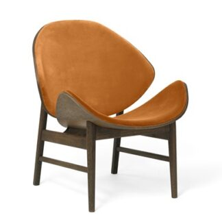 The Orange Lounge Chair Amber Sammet Smoked Ek