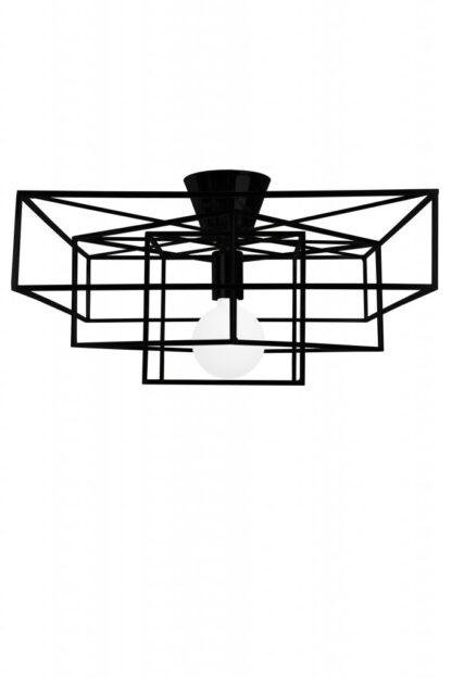 Cube plafond (Svart)
