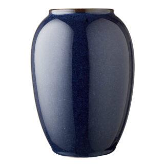 Keramikvas 20 cm Grön