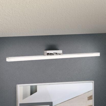 Smal LED-vägglampa Jadea