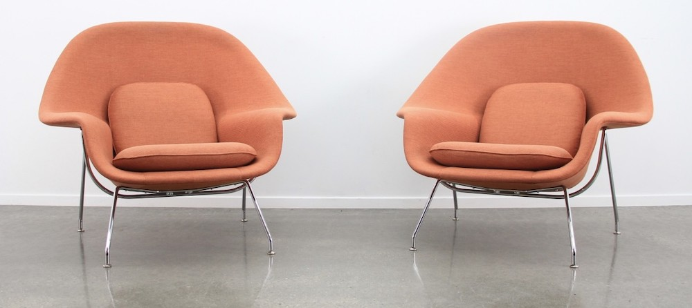 Womb Arm Chair av Eero Saarinen
